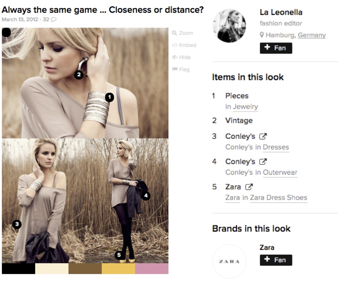Netizen-Style Commenting on Fashion Photos – Dataset and